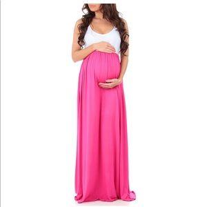 Dresses & Skirts - Beautiful Maxi maternity dress